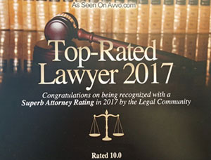 Evan Winer - Top Rated Lawyer on AVVO
